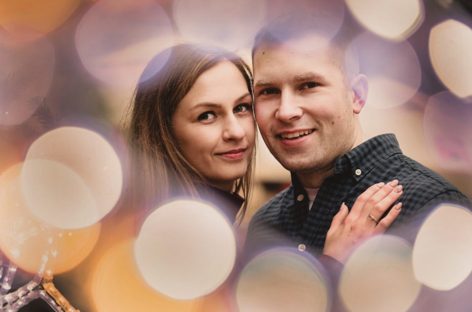 Engagement session Gdansk Old Town