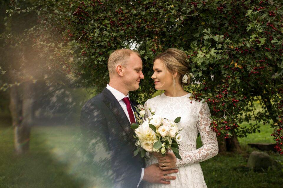 Kameralny ślub plenerowy | Dwór Dawidy